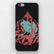 NightCroaking iPhone Skin