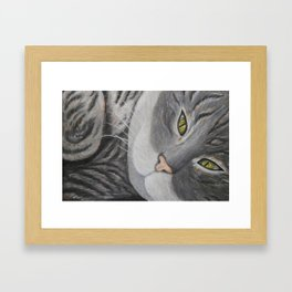 LuLu-Belle Framed Art Print