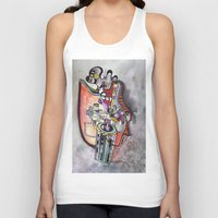 technology Tank Tops featuring Technology System1 by infloence