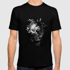 Thom Yorke. Mens Fitted Tee Black LARGE
