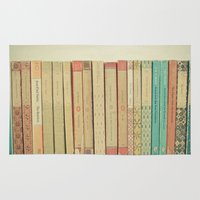 books Area & Throw Rugs featuring Books by Cassia Beck