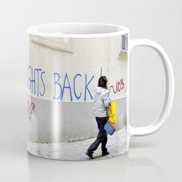 Feminism fights back Coffee Mug