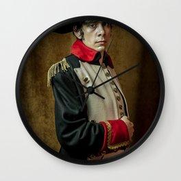 Napoleon B Wall Clock