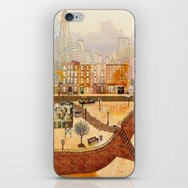 Brooklyn iPhone Skin