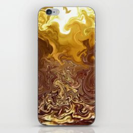Reflection of Desire iPhone Skin