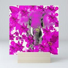 Elephant #66 Mini Art Print