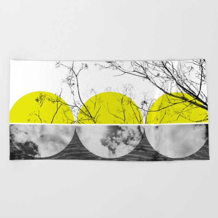 There's Always Only One Reality Beach Towel