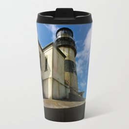 Abandoned Lighthouse Travel Mug