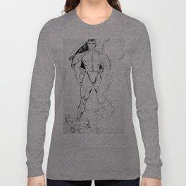 Shiro Yashida Long Sleeve T-shirt