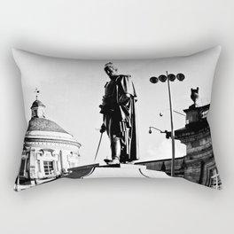 Bolivar and the dove. Rectangular Pillow