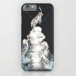 Capricorn - Digital Art iPhone Case