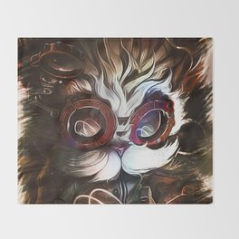 League of Legends HEIMERDINGER Throw Blanket