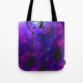 Dreamcatcher (purple) Tote Bag