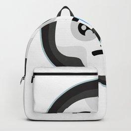 skull onetear Backpack