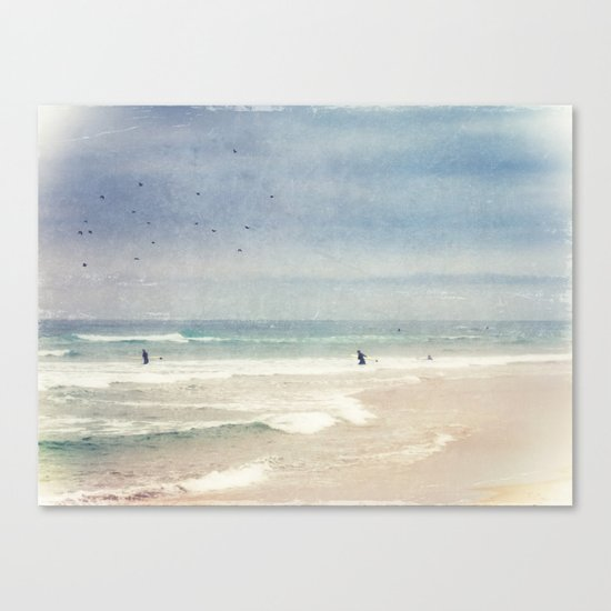 Surfin' Canvas Print