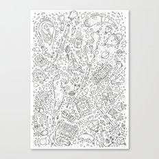 koznoz Canvas Print