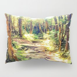 Zealand Forest Pillow Sham