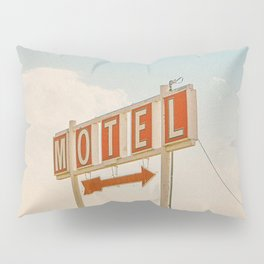 Desert Motel Pillow Sham