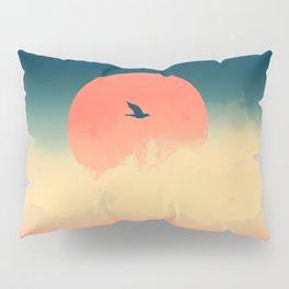 Lonesome Traveler Pillow Sham