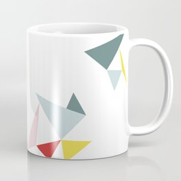 Triangles in the Sky Coffee Mug