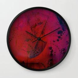 Roaring Times Wall Clock