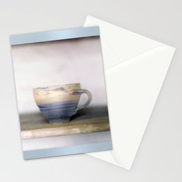 tempest in a teacup Stationery Cards