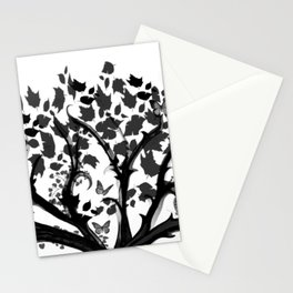 The Zen Tree Stationery Cards