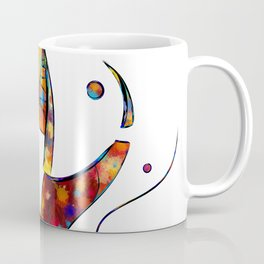 Espanessua - imaginery spiral flower Coffee Mug