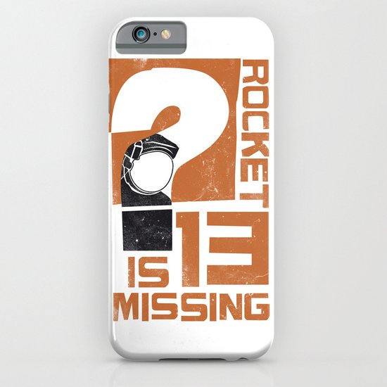 Rocket 13 Is Missing iPhone & iPod Case