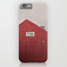 Red Building iPhone 6s Slim Case