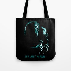 Bill Hicks 1961-1994 – It's Just A Ride Tote Bag