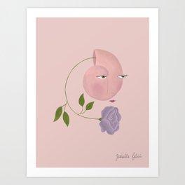 Moodiness Art Print