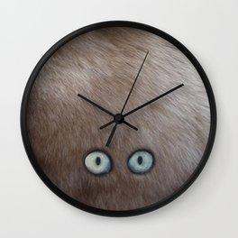 Grrrrr 2 Wall Clock