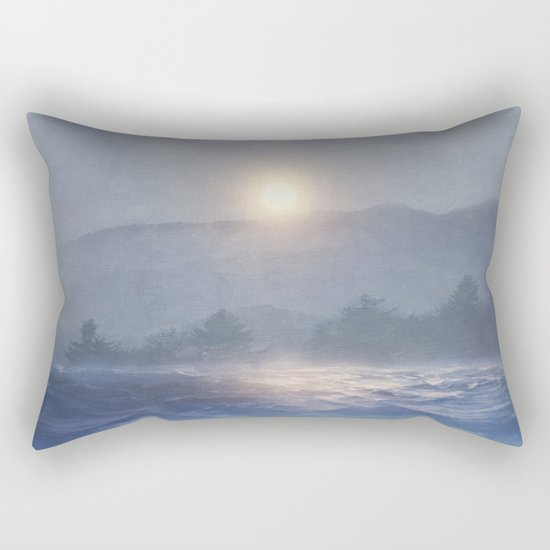 Melancholia Rectangular Pillow