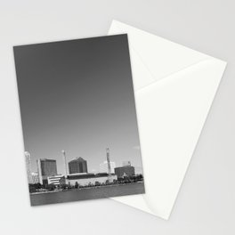 Toledo Skyline Stationery Cards