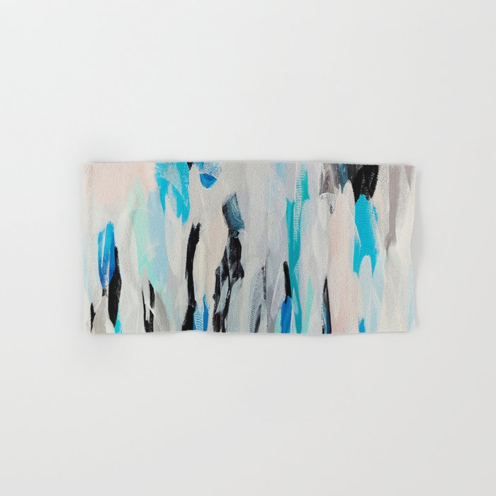Abstract painting 131 Hand & Bath Towel