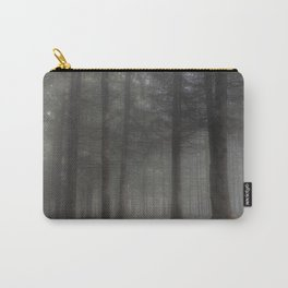 Ghostly forest - Kessock, The Highlands, Scotland Carry-All Pouch