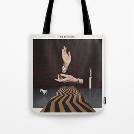 Meanwhile Tote Bag