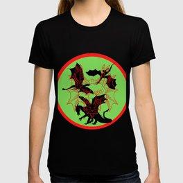 Dragons Mingling T-shirt