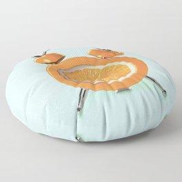 CLOCKWORK ORANGE Floor Pillow