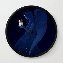 Angel Memorabilia Wall Clock