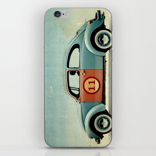 number 11 Bug iPhone & iPod Skin