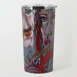 Underwater You and Me  Travel Mug