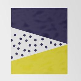 Cult Living Scandinavian Abstract Dot Cushion #society6 #decor #buyart #artprint Throw Blanket