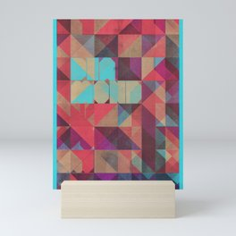 Risograph 1/Diamond Mini Art Print