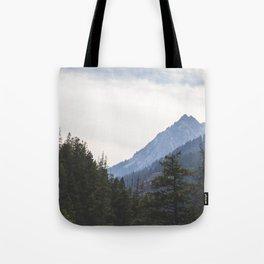 Wallowa Trees Tote Bag