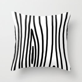 Raw Pattern Series: n.3 Throw Pillow