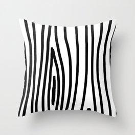 Raw Pattern Series: n.3 Throw Pillow