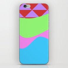 Tribal Waves iPhone Skin