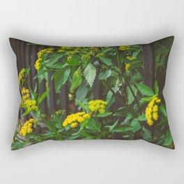 Brooklyn Blooms III Rectangular Pillow